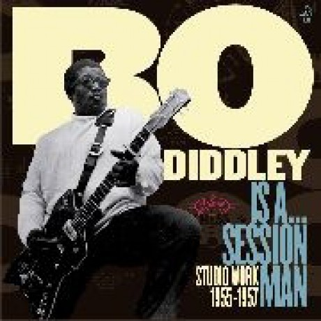 "BO DIDDLEY ""IS A SESSION MAN"" CD"