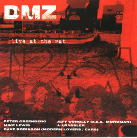 "DMZ ""LIVE AT THE RAT"" CD"