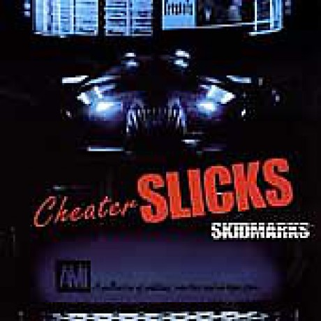 "CHEATER SLICKS ""SKIDMARKS"" LP"
