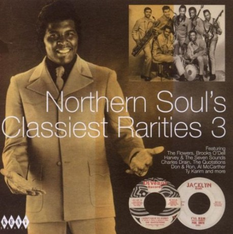NORTHERN SOUL'S CLASSIEST RARITIES 3 CD