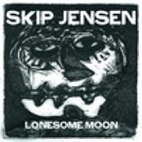 "SKIP JENSEN ""LONESOME MOON"" 7"""
