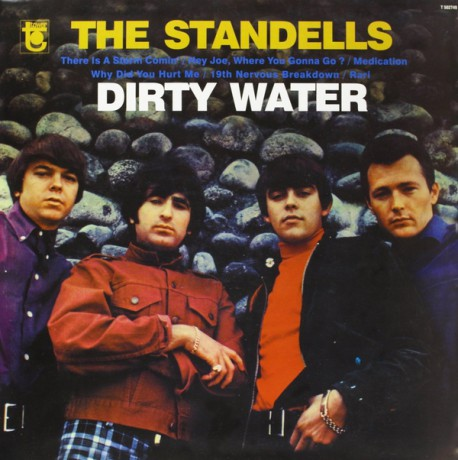"STANDELLS ""DIRTY WATER"" LP"