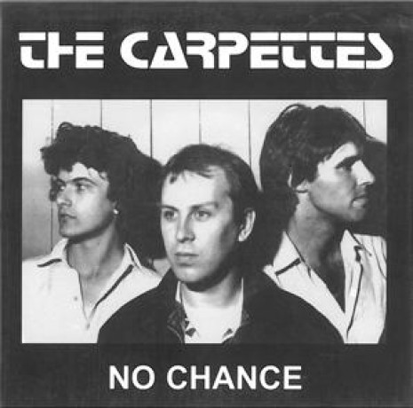 "CARPETTES ""No Chance"" 7"""