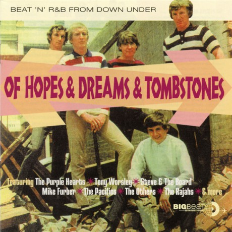 OF HOPES & DREAMS & TOMBSTONES cd