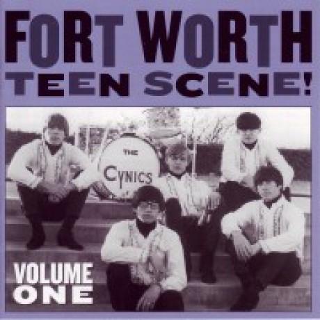 FORT WORTH TEEN SCENE Volume 1 LP