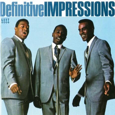 "IMPRESSIONS ""DEFINITIVE IMPRESSIONS 2 CD"