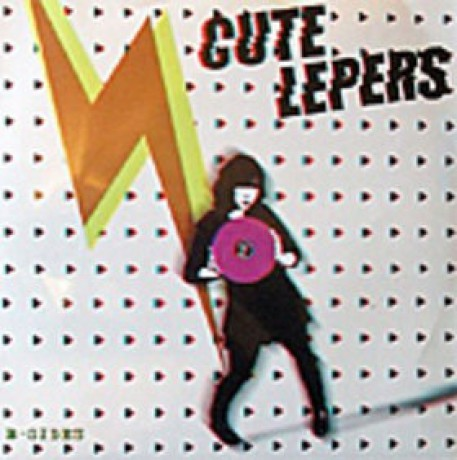 """CUTE LEPPERS """"B-SIDES"""" 10"""""""
