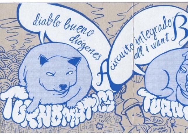 "TURNOMATICS ""DIABLO BUENO""  7"""