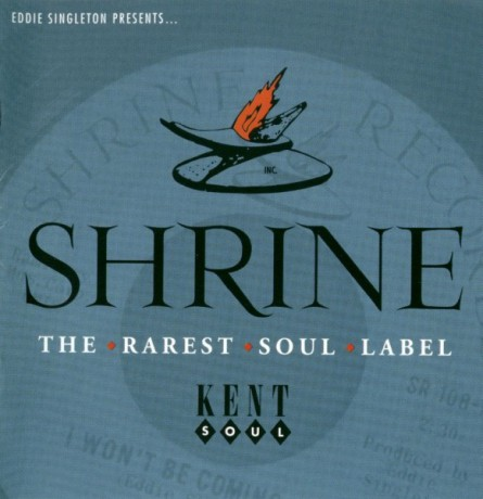 SHRINE - THE RAREST SOUL LABEL VOL 1 CD