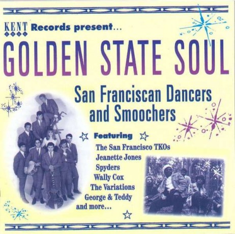 GOLDEN STATE SOUL CD