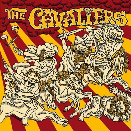 "CAVALIERS ""S/T"" LP"