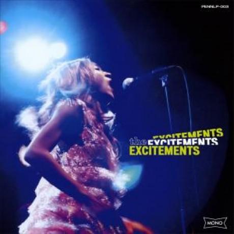 """EXCITEMENTS """"S/T"""" CD"""