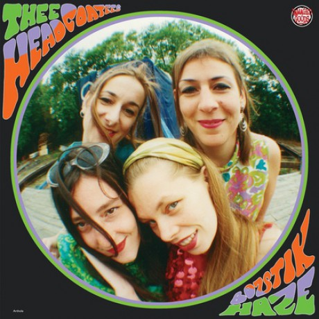 "HEADCOATEES ""BOSTIK HAZE"" LP"