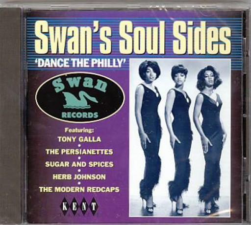 SWAN'S SOUL SIDES CD