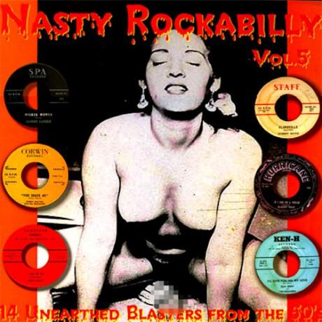 NASTY ROCKABILLY Volume 5 LP