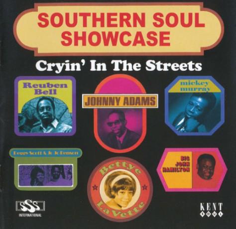 SOUTHERN SOUL SHOWCASE CD