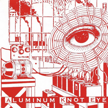 "ALUMINUN KNOT EYE ""SILO MONSTER/EVEN"