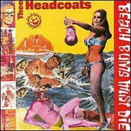 "HEADCOATS ""BEACHED EARLS"" CD"