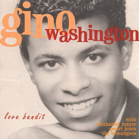 "GINO WASHINGTON ""LOVE BANDIT"" CD"