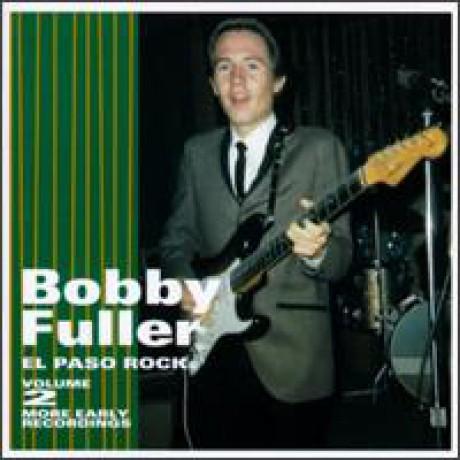 "BOBBY FULLER ""EL PASO ROCK VOL.2"" cd"