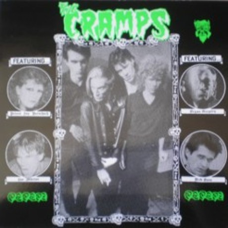 "CRAMPS ""DE LUX ALBUM"" LP"