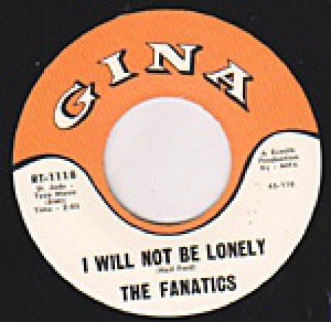"""REASONS WHY """"Don't Be That Way"""" / FANATICS """"I Will Not Be Lonely"""" 7"""""""