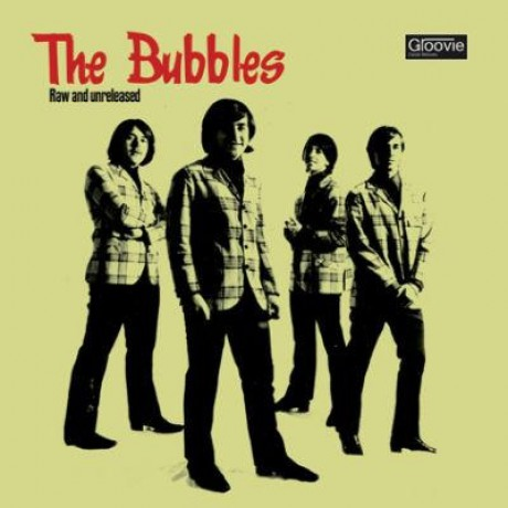 "BUBBLES ""RAW AND UNRELEASED"" LP"