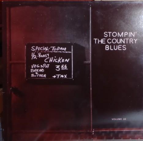 STOMPIN VOUME 22 LP