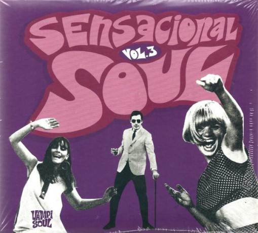 SENSACIONAL SOUL VOLUME 3 - DO CD