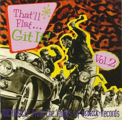 THAT'LL FLAT GIT IT VOL. 2 CD