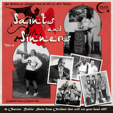 SAINTS AND SINNERS VOL 6 LP