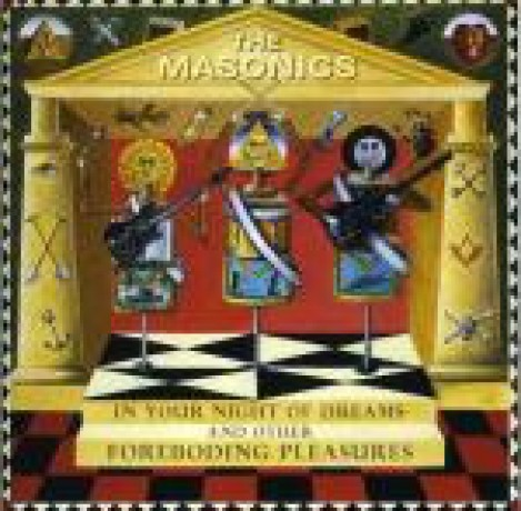 "MASONICS ""In Your Night Of Dreams And Other Foreboding Pleasures"" CD"