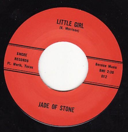 "JADE OF STONE ""LITTLE GIRL / MERCY MERCY"" 7"""