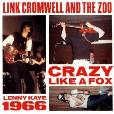 "LINK CROMWELL ""CRAZY LIKE A FOX"" CD"