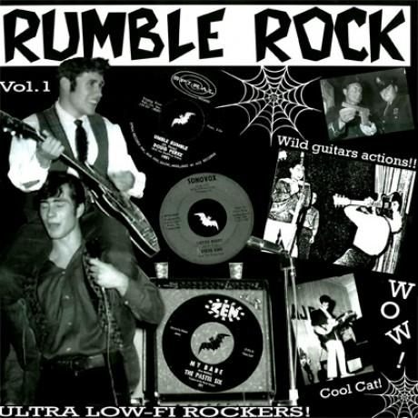 RUMBLE ROCK VOLUME 1 LP