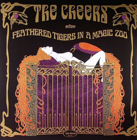 "CHEEKS ""Feather Tiger In A Magic Zoo"" LP"
