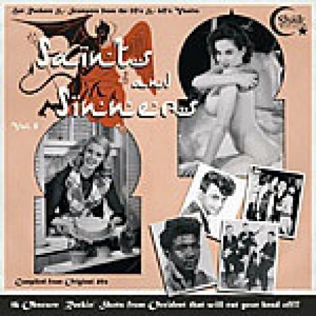 SAINTS AND SINNERS VOL 8 LP