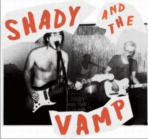 """SHADY & THE VAMP """"BOLOGNA"""" 7"""""""