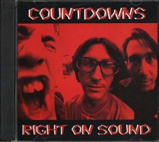 """COUNTDOWNS """"RIGHT ON SOUND"""" CD"""