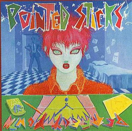 """POINTED STICKS """"PERFECT YOUTH"""" LP"""