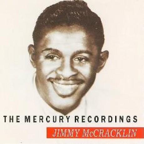 "JIMMY McCRACKLIN ""MERCURY RECORDINGS"" CD"