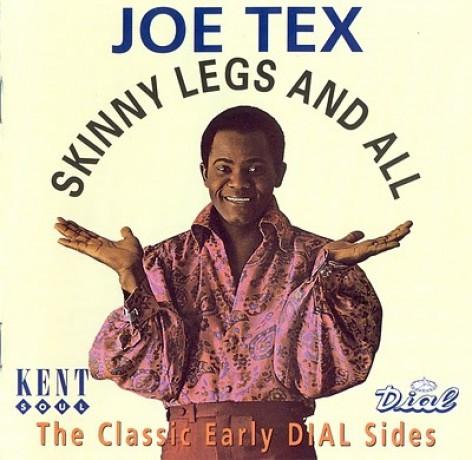 "JOE TEX ""SKINNY LEGS AND ALL"" CD"