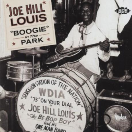 "JOE HILL LOUIS ""BOOGIE IN THE PARK"" CD"