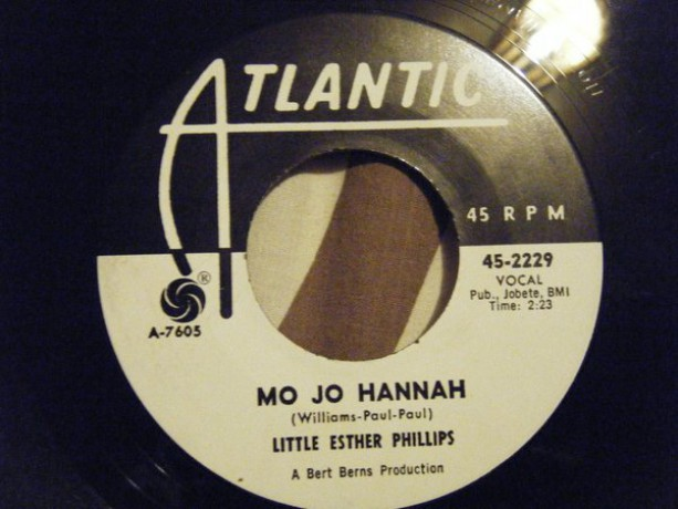 """LAVERN BAKER """"YOU BETTER FIND YOURSELF ANOTHER FOOL"""" / LITTLE ESTHER PHILLIPS """"MOJO HANNA"""" 7"""""""