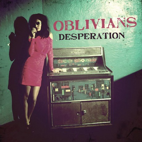"OBLIVIANS ""Desperation"" LP"