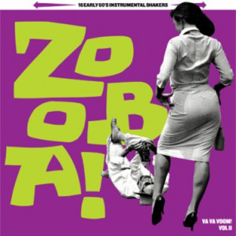 VA VA VOOM Volume 2: ZOO-BA! LP