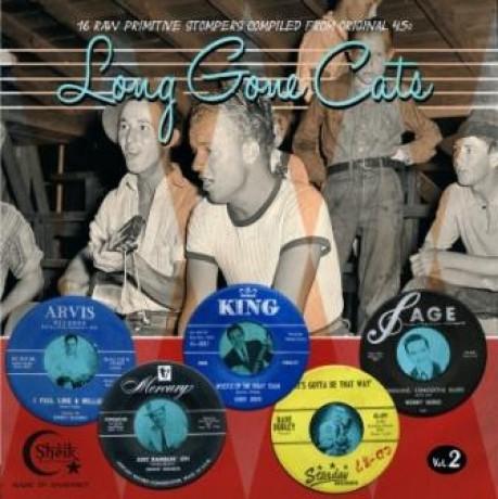 LONG GONE CATS VOLUME 2 LP