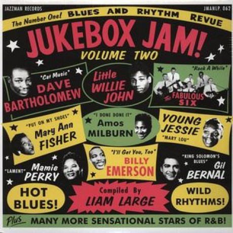 "JUKEBOX JAM ""Volume 2"" CD"