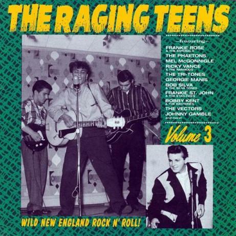 RAGING TEENS VOL 3 CD