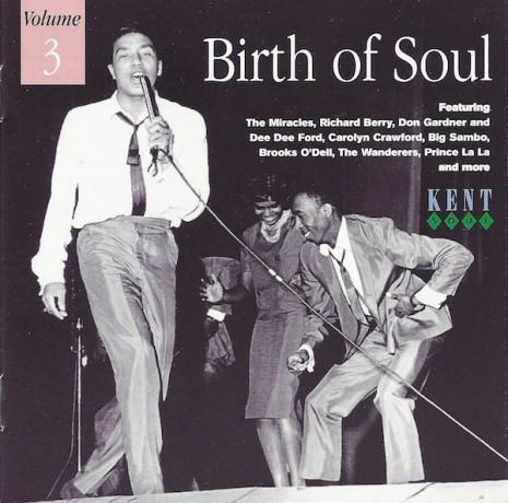BIRTH OF SOUL VOLUME 3 CD